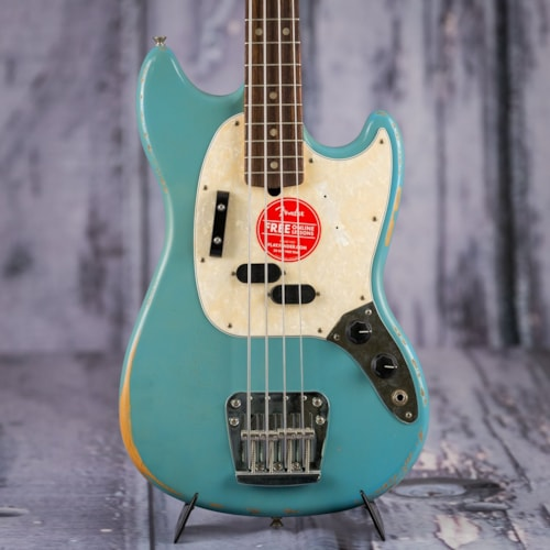 Fender Justin Meldal-Johnsen JMJ Road Worn Mustang Bass