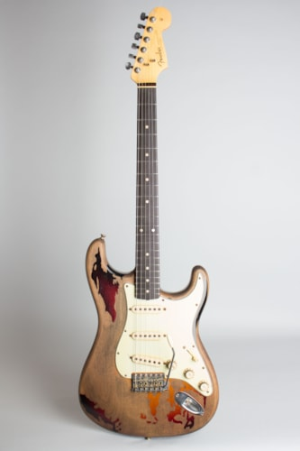 2005 Fender Stratocaster Rory Gallagher Signature