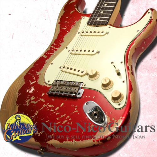 2013 Fender Custom Shop Masterbuilt '64 Stratocaster Heavy Relic by Jason Smith