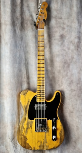 2018 Fender Custom Shop '52 RI Telecaster Heavy Relic (Keith Richards)