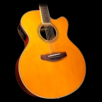Yamaha CPX600 Acoustic-Electric Guitar Vintage Tint