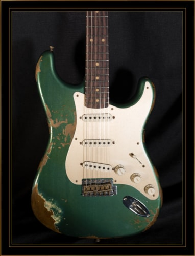 Fender Custom Shop Limited Edition Heavy Relic '59 Roasted Strat