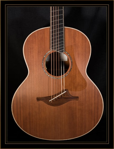 Lowden F-35 Fan Fret