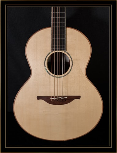 Lowden S-35 Madagascar Rosewood with Alpine Spruce Top