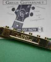1962 Gibson Patent number ABR bridge