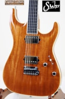 2013 Suhr Standard Carve Top Mahogany