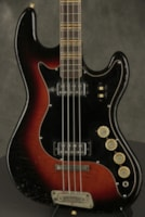 1963 HOFNER BASS solid body made in Germany