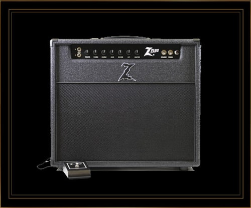 Dr. Z Z-Plus Lite 1x12 Combo with Celestion Blue Speaker