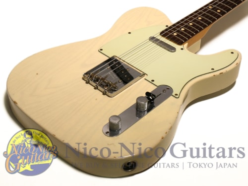 2004 Fender Custom Shop  '63 Telecaster Relic