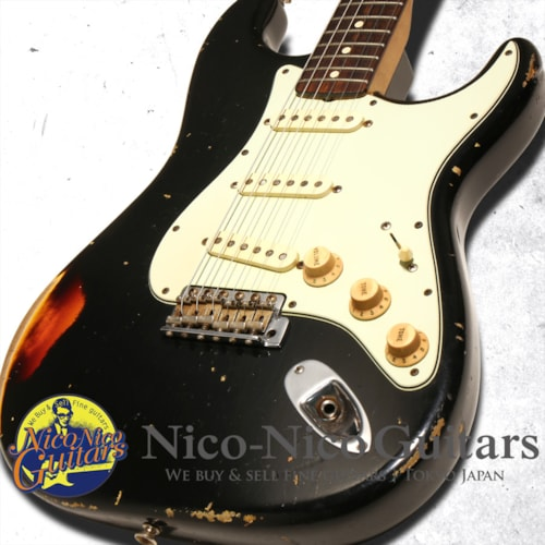 2013 Fender Custom Shop Masterbuilt '61 Stratocaster Relic by Jason Smith