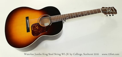 2016 Waterloo by Collings Jumbo King WL-JK