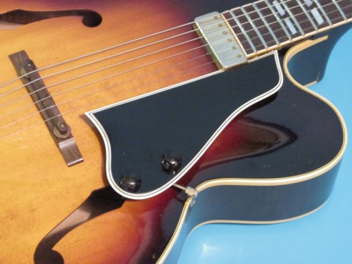 1961 Gibson L7C with Johnny Smith Pickup