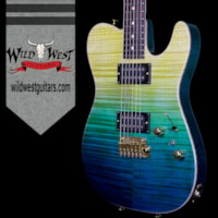 2018 Tom Anderson Top T HH Flame Maple Top Rosewood Fretboard Maui S