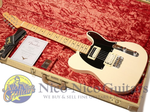 2001 Fender Custom Shop Masterbuilt '52 Custom Telecaster Tele-Gib by Art Esparza