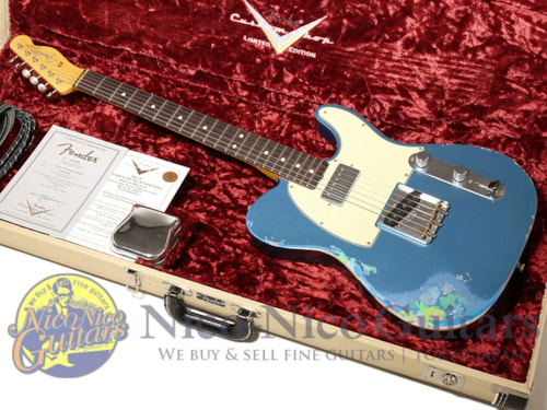 2016 Fender Custom Shop Limited Edition 60's Telecaster HS Heavy Relic