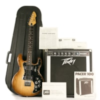 1980 Peavey T-60 with matching amp