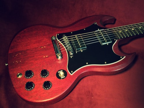 2008 Gibson SG Faded w/ P-94 Pickups