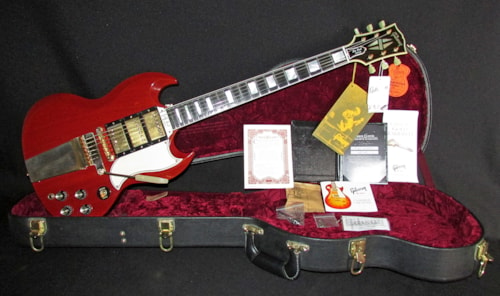 2007 Gibson Custom Shop VOS '61 Reissue LP Custom