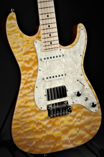Tom Anderson Drop Top Classic - Natural Yellow Sun/NAMM Instrument