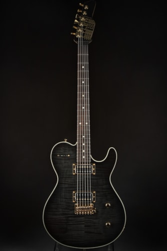 James Tyler Mongoose Special - Transparent Black/NAMM Instrument