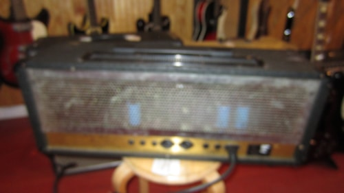 1987 Marshall Model 2204 JCM800 Amp Head