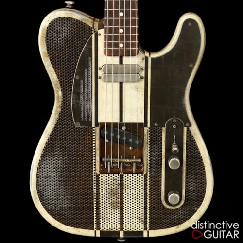 James Trussart Holey Steelcaster