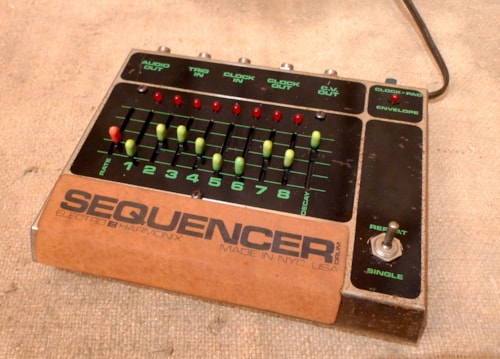 ~1980 Electro Harmonix 8 Step Sequencer