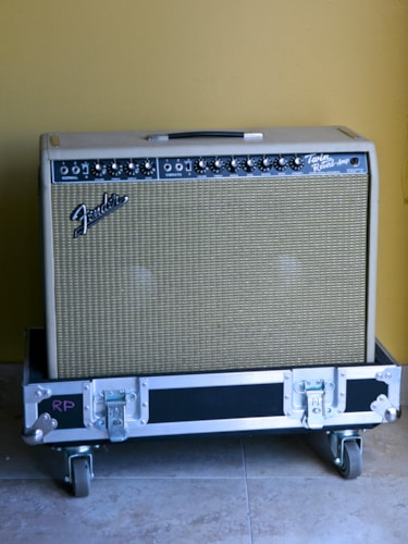 1969 Fender Twin / Black Face Mod / Sam Hutton Recovered