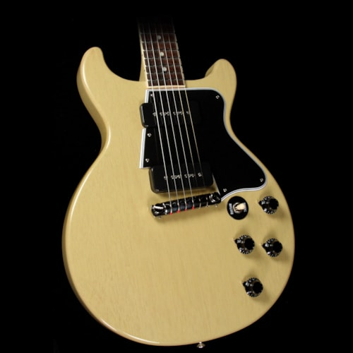 Gibson Custom Shop Used Gibson Custom 1960 Les Paul Special Doublecut Reissue Electric Guitar 2007 TV Yellow