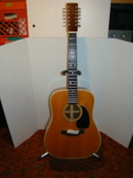 1974 Martin D-12-28 Luthier Special/needs neck reset %refret