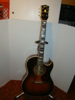 1950 Gibson CF-100 Luthier Special/needs neck reset&refret