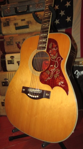 Yamaha FG-300 Red Label Flattop Acoustic