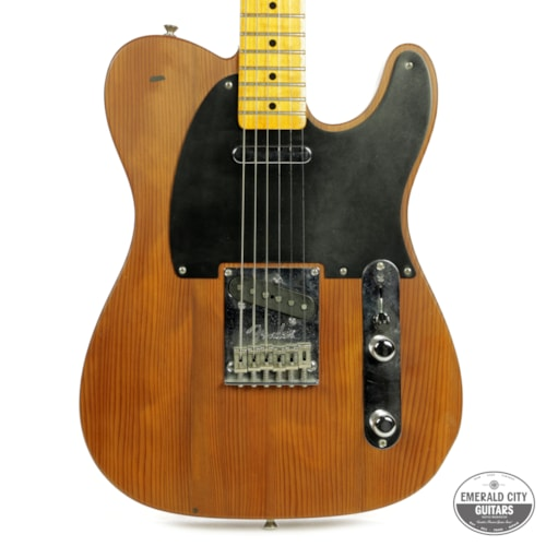 2011 Fender 60th Anniversary Old Growth Redwood Telecaster