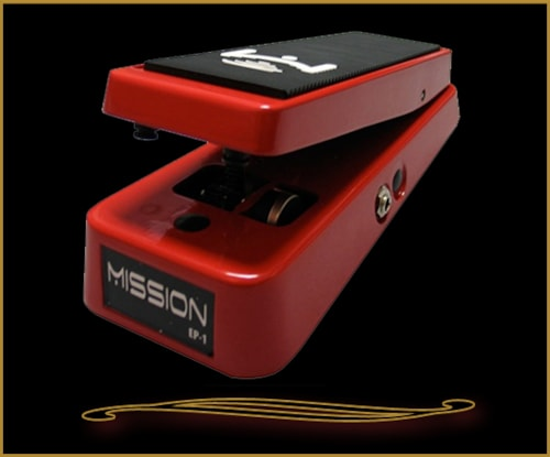 Mission Engineering EP-1-SL Expression Pedal with Spring Return