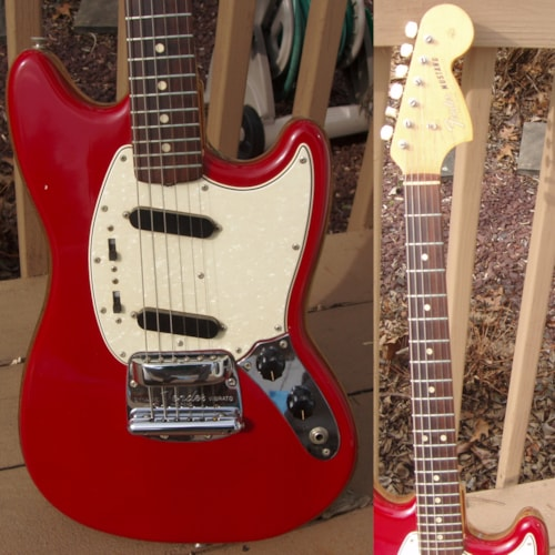 1965 Fender Mustang The cleanest