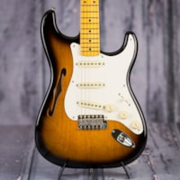 Fender Eric Johnson Signature Stratocaster Thinline - Sun