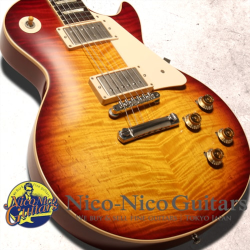 2010 Gibson Custom Shop Gibson Custom Shop 2010 Historic 1959 Les Paul VOS
