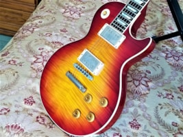 2018 Gibson BRAZILIAN R9/Historic 1959 Les Paul (1959 Reissue)