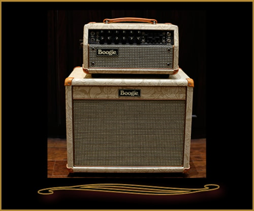 Mesa Boogie Mark Five:25 Head and Lone Star 1x12 Cabinet