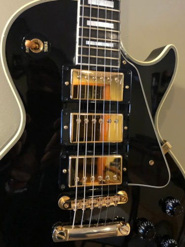 2005 Gibson Les Paul Black Beauty