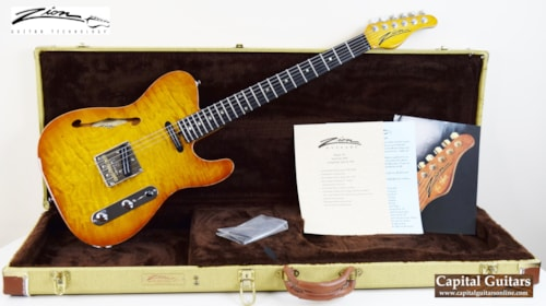 1994 Zion Model 90 Thinline Style Ken Hoover Era