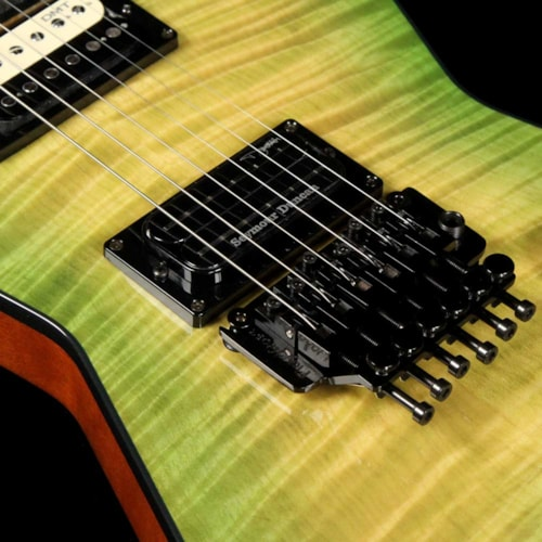 Dean USA Dime ML Electric Guitar Dime Slime