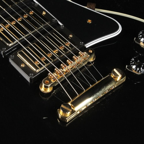 2013 Gibson Custom Shop '57 Les Paul Custom Ebony 20th Anniversary 2013