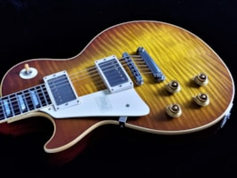 2017 Gibson LEFTY Historic 1959/R9 Les Paul (1959 Reissue)