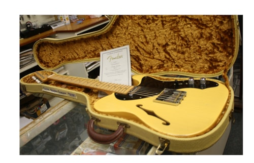 2005 Fender '51 Thinline Nocaster  Custom Shop Relic