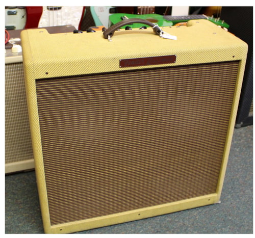 Fender Bassman Combo Re-issue