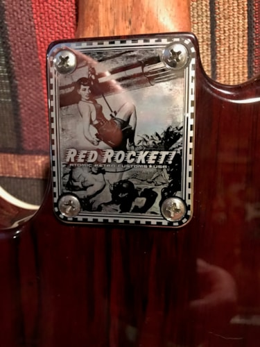 Red Rocket Guitars Atomic