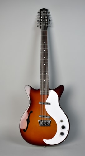 Danelectro 12 String '59 RI Limited Edition F Hole