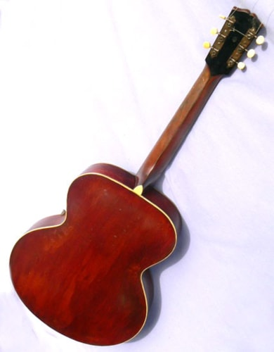 1917 Gibson L-4, Featherlight and Resonant!