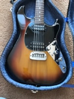 1978 Music Man Sabre II